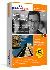 Mexikanisch-Expresskurs, PC CD-ROM m. MP3-Audio-CD | Dodax.ch