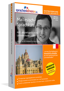 Maltesisch-Expresskurs, PC CD-ROM m. MP3-Audio-CD | Dodax.at