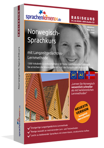 Norwegisch-Basiskurs, PC CD-ROM m. MP3-Audio-CD | Dodax.at