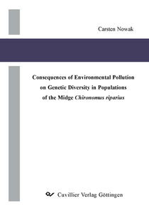 Consequences of Environmental Pollution on Genetic Diversity in Populations of the Midge Chironomus riparius | Dodax.de