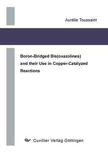 Boron-Bridged Bis(oxazolines) and their Use in Copper-Catalyzed Reactions | Dodax.ch