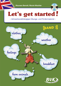 Let's get started Band 2 (inkl. CD) | Dodax.pl