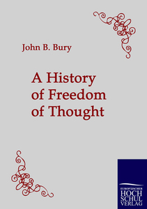 A History of Freedom of Thought | Dodax.at