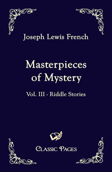 Masterpieces of Mystery. Vol.III | Dodax.at