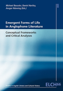 Emergent Forms of Life in Anglophone Literature   Dodax.ch