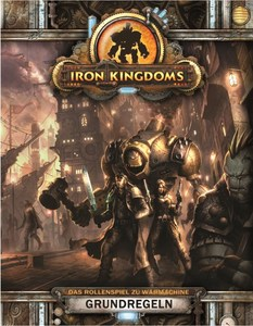 Iron Kingdoms - Grundregeln | Dodax.pl