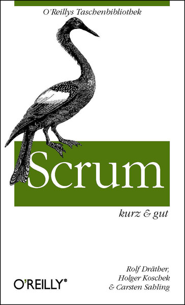 Scrum - kurz & gut | Dodax.co.uk