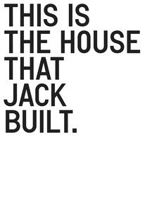 This Is The House That Jack Built. | Dodax.ch