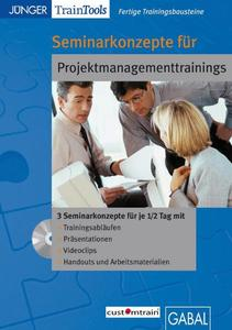 Seminarkonzepte für Projektmanagementtrainings, CD-ROM | Dodax.at