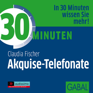 30 Minuten Akquise-Telefonate, Audio-CD | Dodax.ch