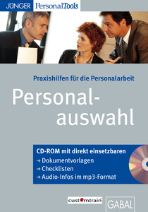 Personalauswahl, CD-ROM | Dodax.ch