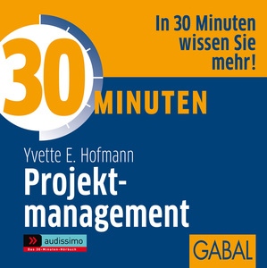 30 Minuten Projektmanagement, 1 Audio-CD | Dodax.at