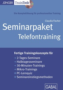 Seminarpaket Telefontraining, CD-ROM | Dodax.at