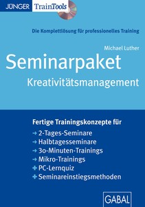 Seminarpaket Kreativitätsmanagement, CD-ROM | Dodax.at
