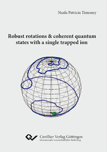 Robust rotations & coherent quantum states with a single trapped ion | Dodax.ch