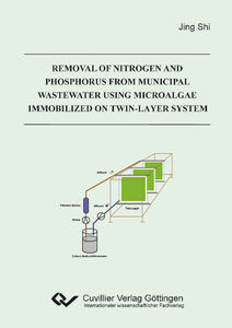 Removal of nitrogen and phosphorus from municipal wastewater using microalgae immobilized on twin-layer system | Dodax.ch