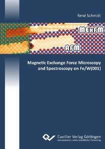 Magnetic Exchange Force Microscopy and Spectroscopy on Fe/W(001) | Dodax.ch