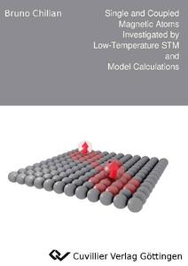Single and Coupled Magnetic Atoms Investigated by Low-Temperature STM and Model Calculations | Dodax.ch