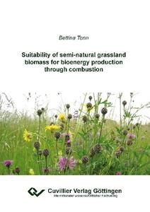 Suitability of semi-natural grassland biomass for bioenergy production through combustion | Dodax.nl