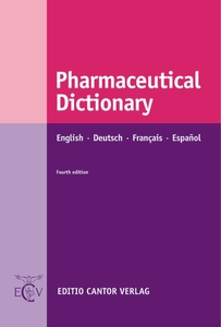 Pharmaceutical Dictionary | Dodax.pl