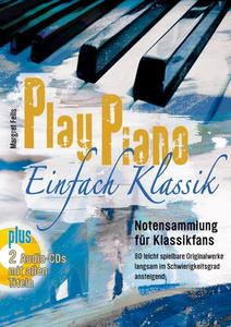 Play Piano - Einfach Klassik, m. 2 Audio-CDs | Dodax.at