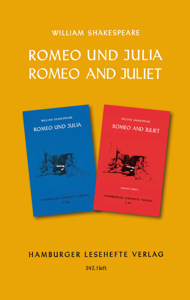 Romeo und Julia / Romeo and Juliet | Dodax.es