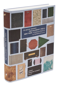 75 Artist Books: The Kaldewey Press, New York | Dodax.pl