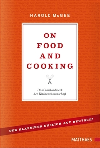 On Food and Cooking | Dodax.at