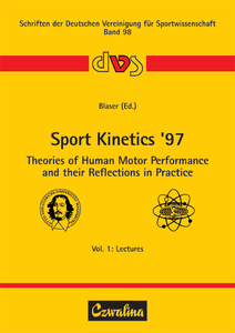 Sport Kinetics '97. Theories of Human Motor Performance and their Reflections in Practice / Sport Kinetics '97. Theories of Human Motor Performance and their Reflections in Practice   Dodax.ch