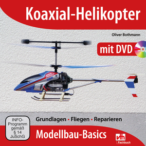 Koaxial-Helikopter, m. DVD | Dodax.at