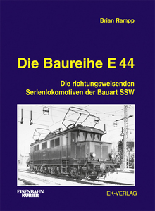 Die Baureihe E 44 | Dodax.co.uk
