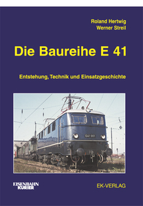 Die Baureihe E 41 | Dodax.at