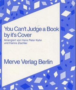 You Can't Judge a Book by it's Cover, m. CD-Audio | Dodax.ch