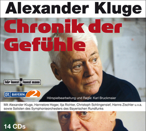 Chronik der Gefühle, 14 Audio-CDs | Dodax.at