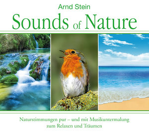 Sounds of Nature, Audio-CD | Dodax.ch