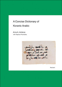 A Concise Dictionary of Koranic Arabic | Dodax.at