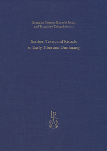 Scribes, Texts, and Rituals in Early Tibet and Dunhuang   Dodax.at