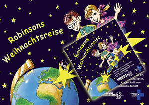 Robinsons Weihnachtsreise, m. Audio-CD | Dodax.at