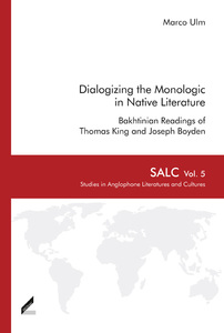 Dialogizing the Monologic in Native Literature | Dodax.at
