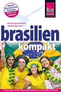 Reise Know-How Brasilien kompakt | Dodax.ch