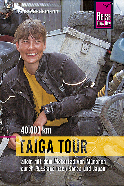 Taiga Tour 40.000 km | Dodax.co.uk