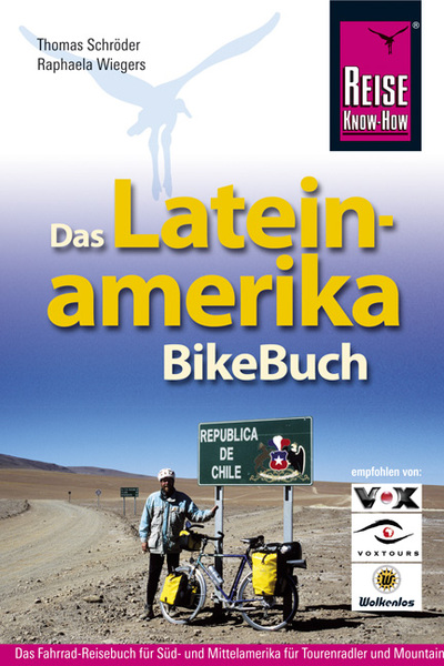 Reise Know-How Das Lateinamerika BikeBuch | Dodax.ch