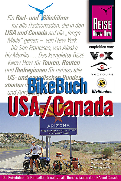 Reise Know-How BikeBuch USA/Canada | Dodax.ch