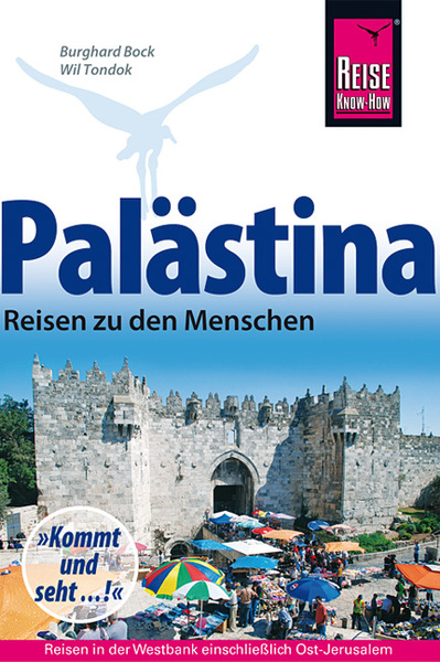 Reise Know-How Palästina | Dodax.ch