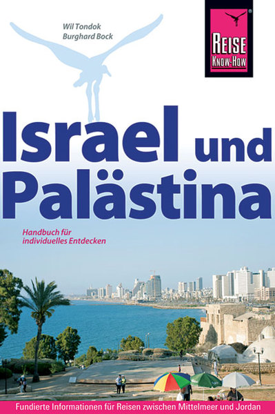 Reise Know-How Israel und Palästina | Dodax.at