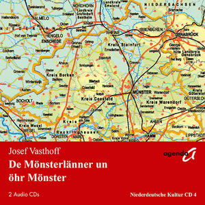 De Mönsterlänner un öhr Mönster, 2 Audio-CDs | Dodax.ch
