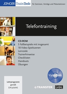 Telefontraining, CD-ROM | Dodax.at
