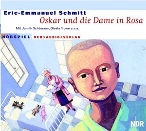 Oskar und die Dame in Rosa, 2 Audio-CDs | Dodax.at