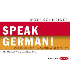 Speak German!, 2 Audio-CDs | Dodax.at