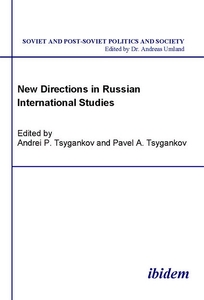 New Directions in Russian International Studies | Dodax.at